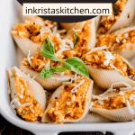 pumpkin and cheese shells
